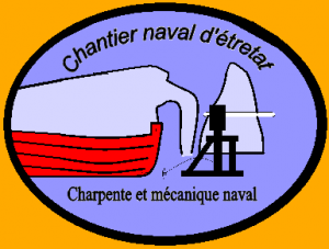 Journal Facebook du chantier naval d'Etretat